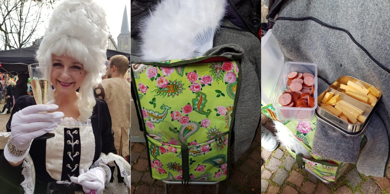 Hackenporsche - das ultimative Accessoire im kölschen Karneval