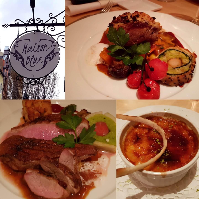 Maison Blue Köln Erfahrungen Restaurantempfehlung Köln Dinnerdate Maison Blue
