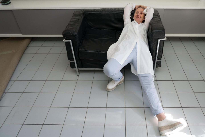 Ü60 Modebloggerin Ursel von iknmlo über High Heels mit Ü60