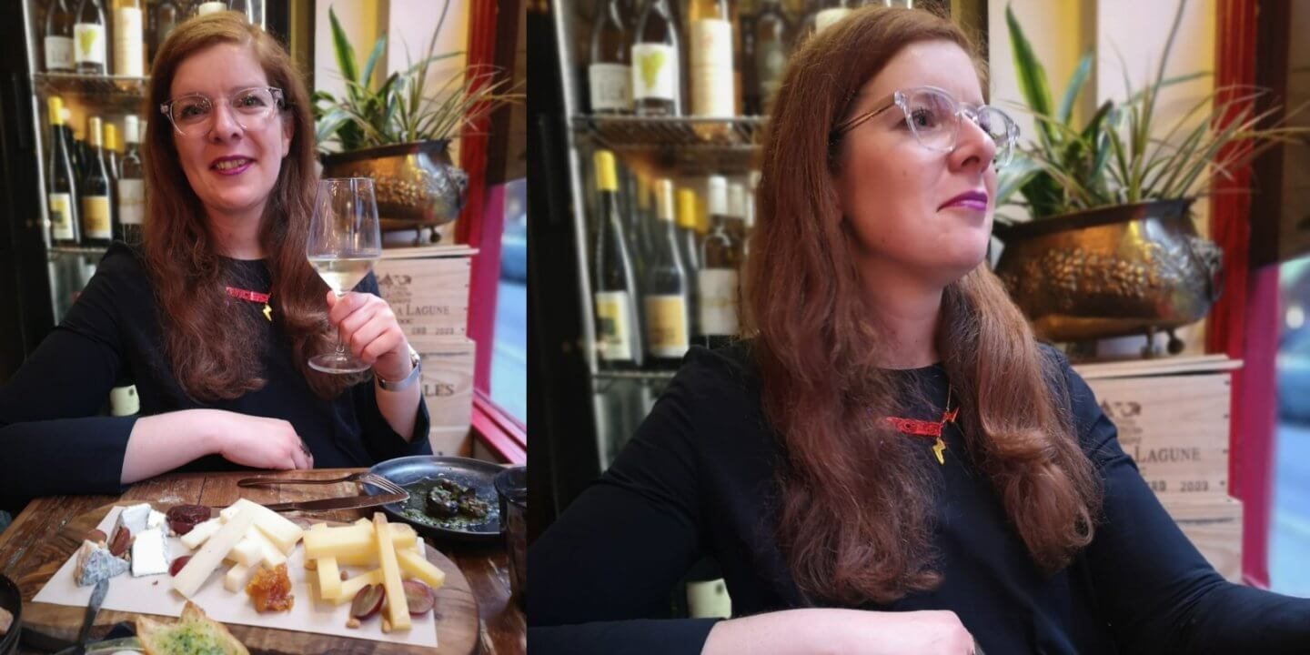 Lady of the Grapes Weinbar Essen und Trinken Wein London IKNMLO