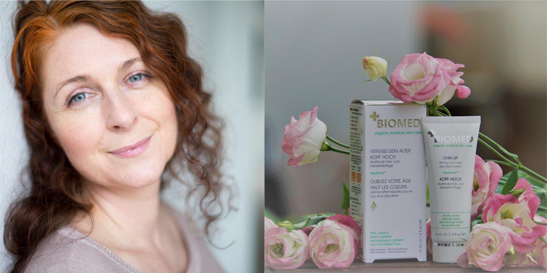 Biomed Chin Up Erfahrungen Halscreme Vergiss Dein Alter Ü50