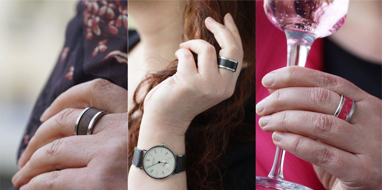 Mood Swiss Ring Favoriten Schmuckdesign Erfahrungen Mood Swiss Ring iknmlo Bloggerin Wechselring aus der Schweiz iknmlo
