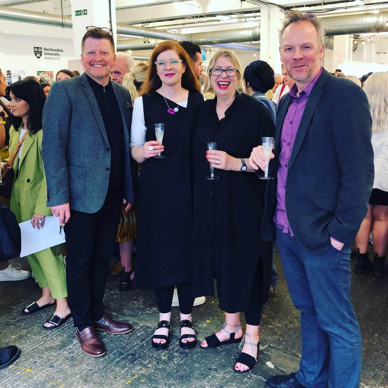 Graduate Fashion Week Shoreditch Truman Brewery Mode Designer