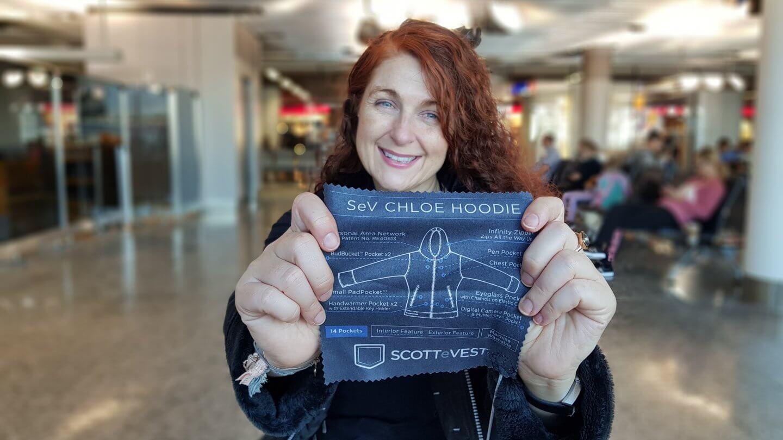 Scottevest Glow Reisefleecejacke Erfahrungen