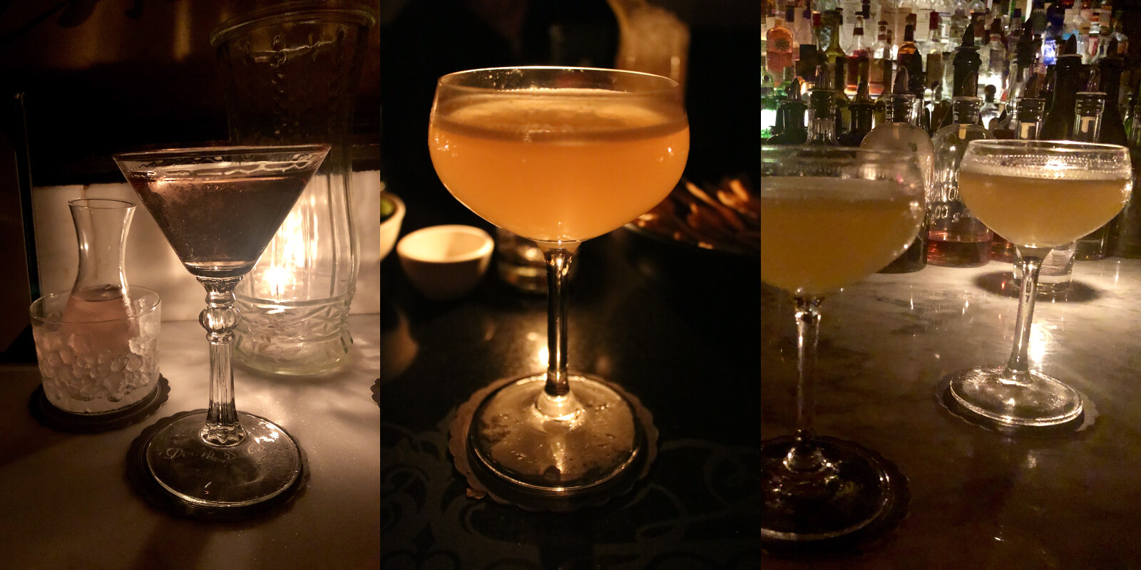 Death and Company New York Bar Cocktails reisen