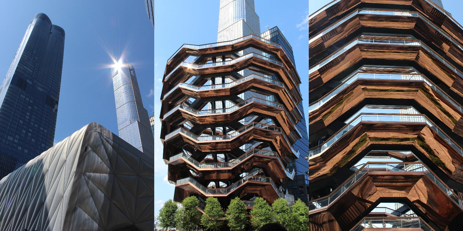 High Line walk New York reisen Städtetrip iknmlo