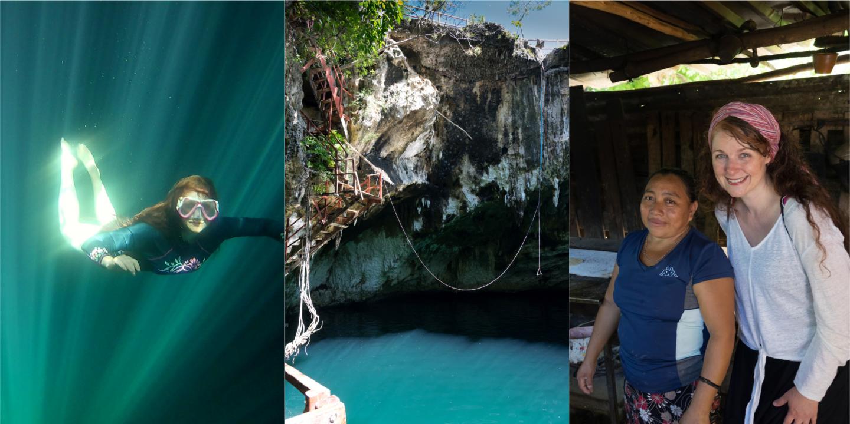 cenoten tour mit oscar Merida Mexiko Reisetipps für Frauen