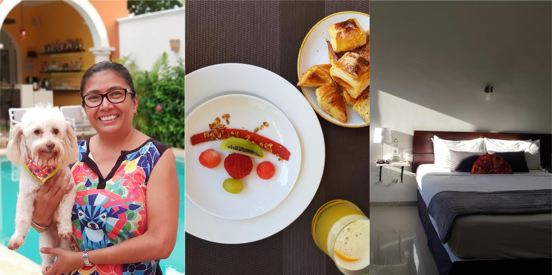 Merida Santiago Boutique Hotel Erfahrungen Merida Mexiko Reisetipps für Frauen