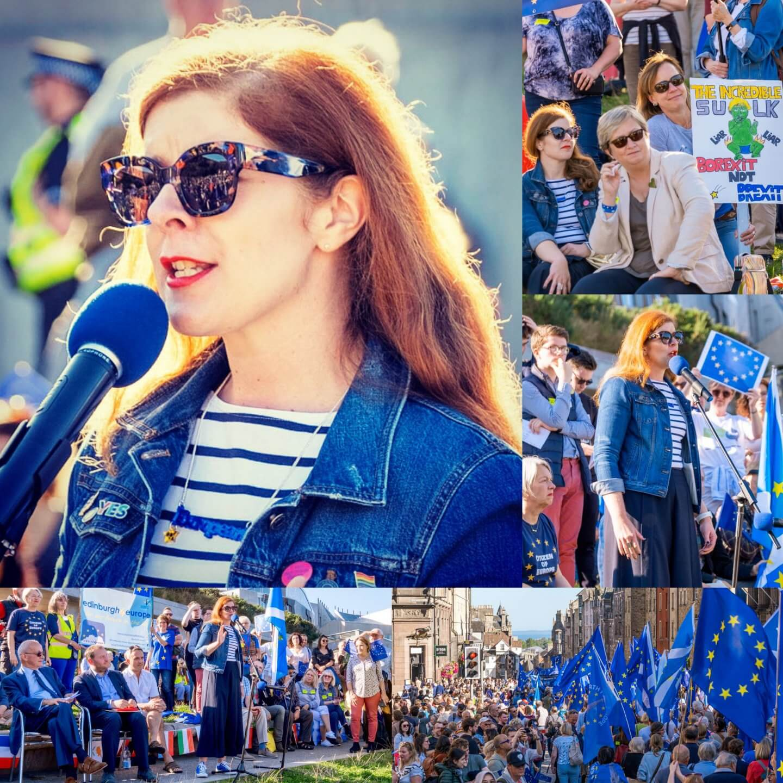 EU citizens' Champion Mode Politik Kampagne Brexit