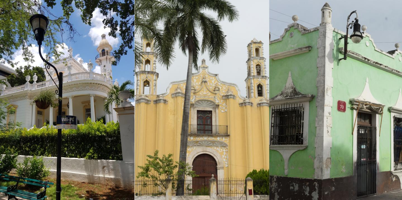 Spaziergang durch Merida Mexiko Reisetipps für Frauen