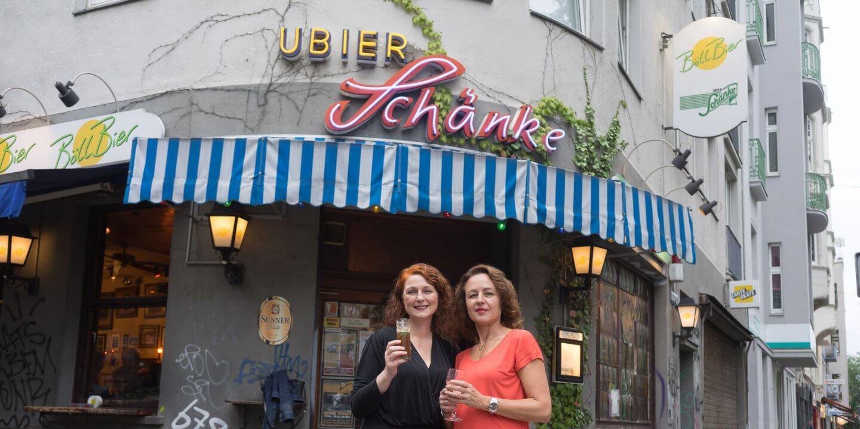 Ü50 Bloggerin Cerstin über die Ubierschänke in Köln und über Stammkneipen