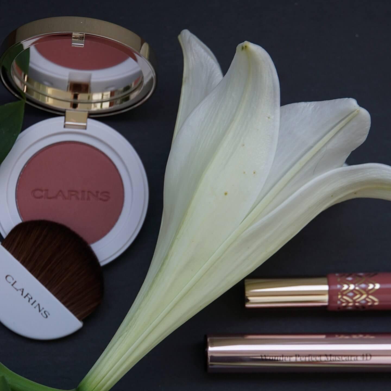 Clarins Herbstlook 2019 Makeup IKNMLO