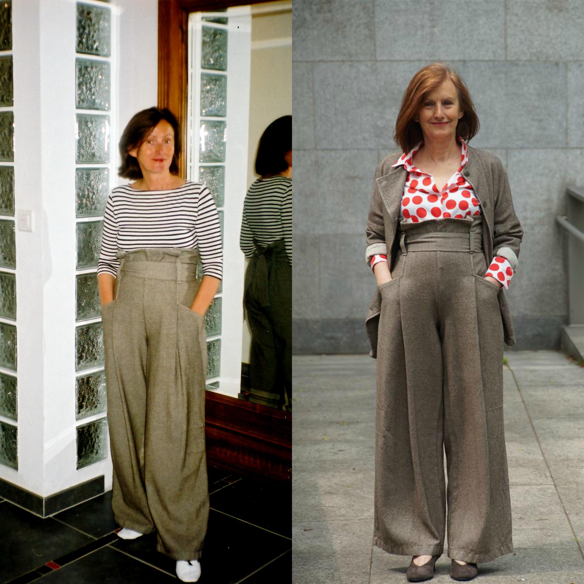 Frauen 60plus: Kleider fürs Leben