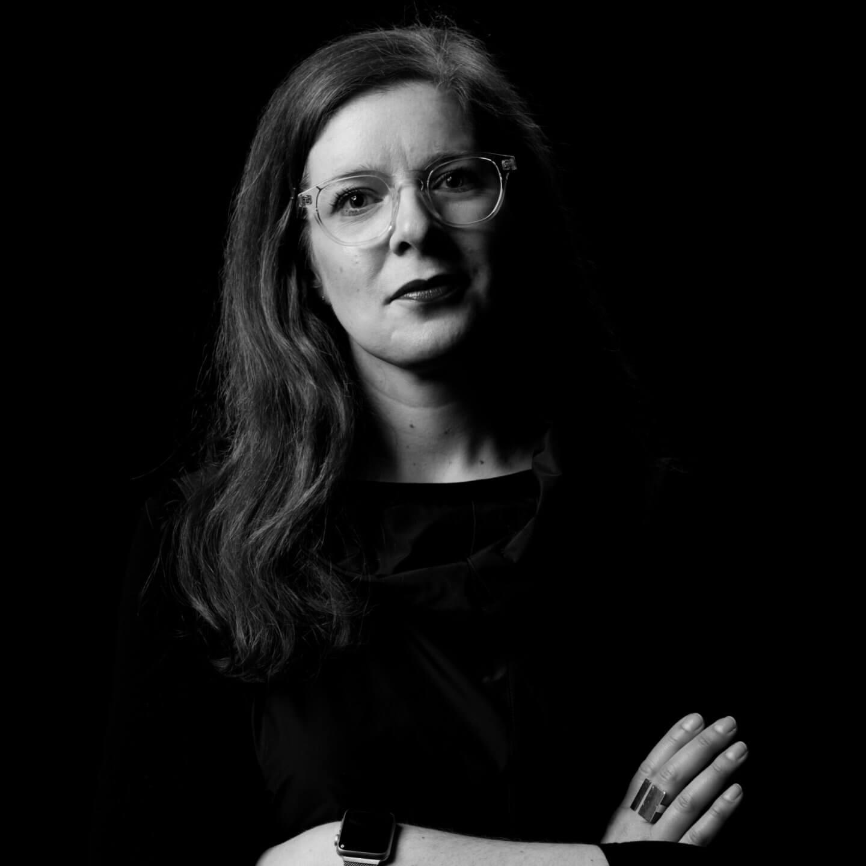 Tanja Bueltmann Northumbria Take On Tomorrow schwarz weiss