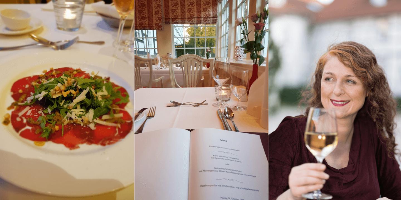 Caspar's Restaurant im Hotel Gräflicher Park