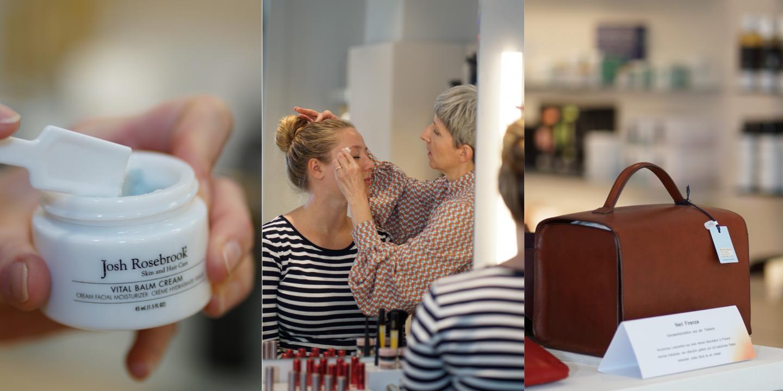 Julie shines Naturkosmetik Köln Make-up Beratung