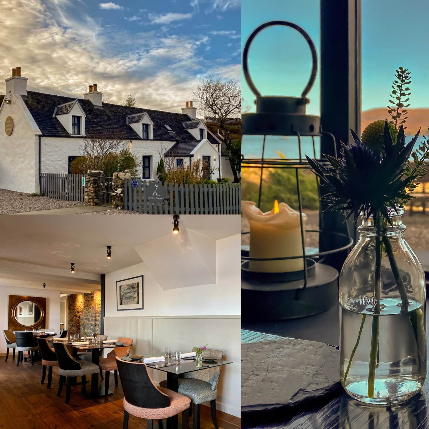The Three Chimneys, Isle of Skye, Restaurant, food, Essen, foodie