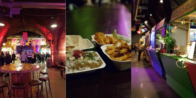 Argyle St Arches Streetfood Glasgow Reisetipps