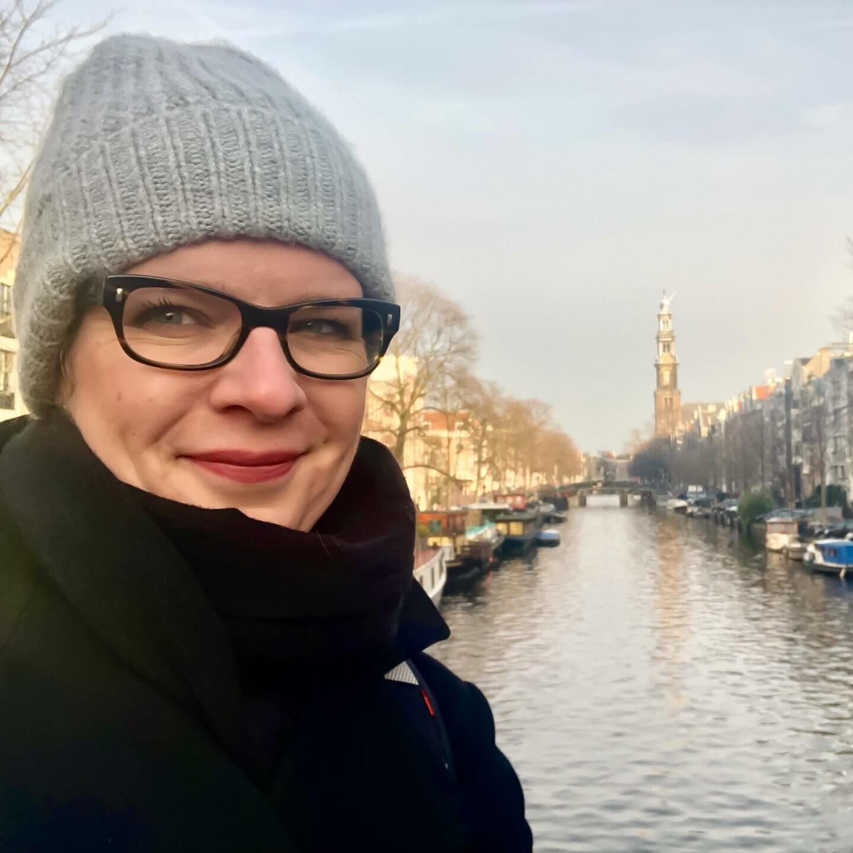 Weihnachten Tradition Amsterdam Reise Shopping