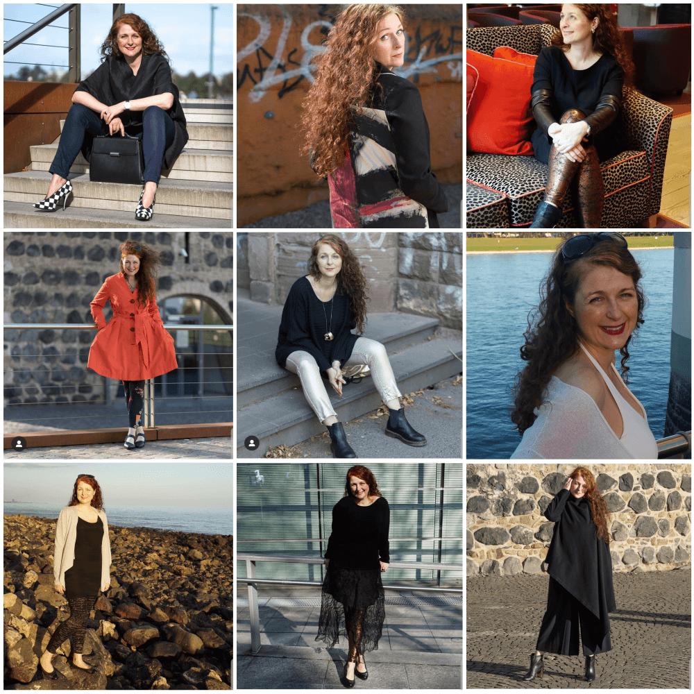 Ü50 Modebloggerin Cerstin Mode-Rückblick auf 2019