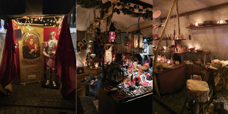 Mittelalterlicher Weihnachtsmarkt Siegburg