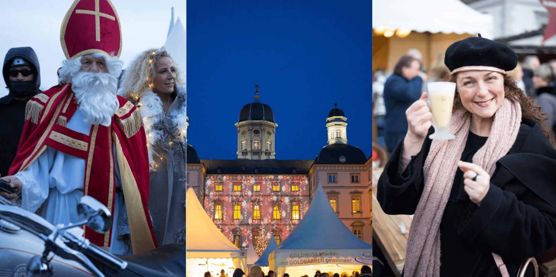Unikat Weihnachtsmarkt Grand Hotel Schloss Bensberg
