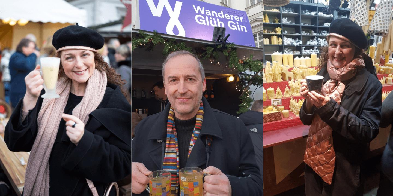 Weihnachtsmarkt Alternativen zu Glühwein