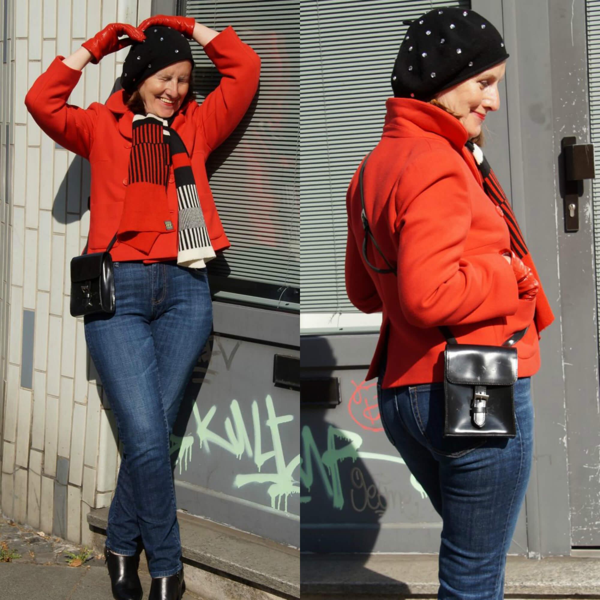 Jeans-der Retter in allen Lebenslagen