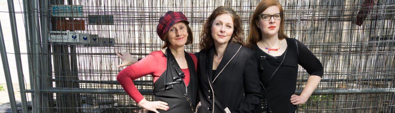 Stylerebelles - Drei Bloggerinnen aus drei Dekaden