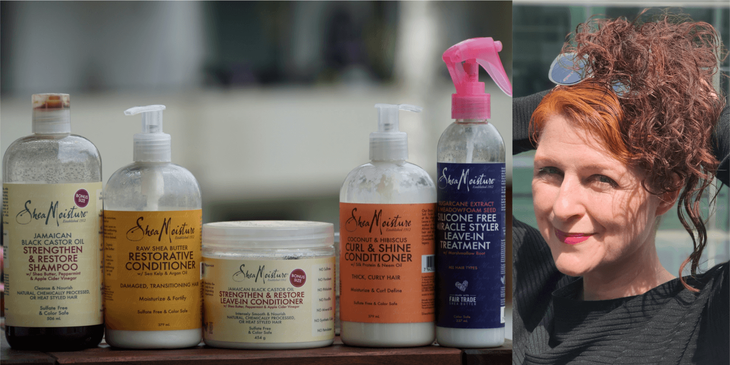 Shea Moisture Locken Pflegeroutine 3a Locken im Winter