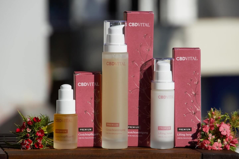 CBD vital Premium Naturkosmetik mit Cannabidiol Erfahrungen