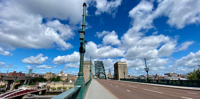 Newcastle England Umzug Stadt Stylerebelles