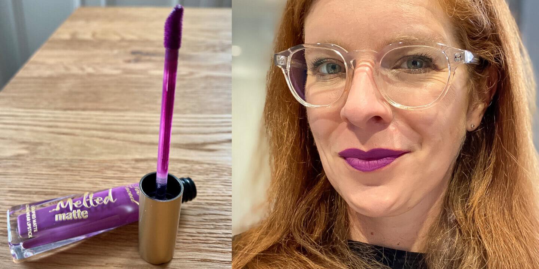 Lippenstift Maske Too Faced Melted Matte Liquified Long Wear Lipstick Unicorn