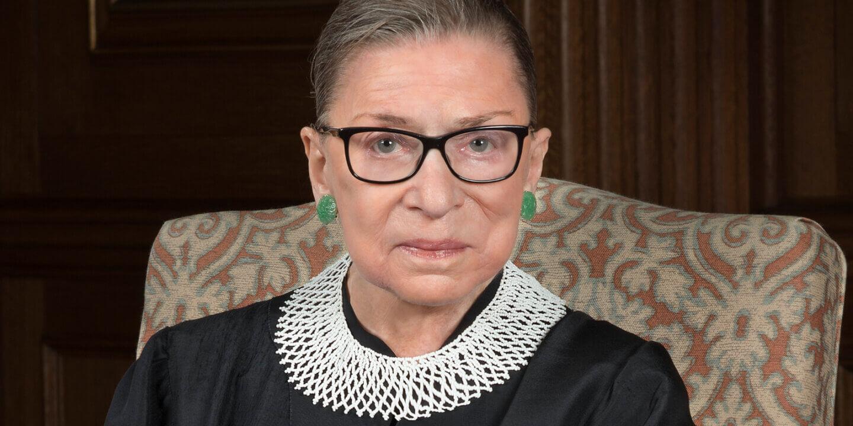 Ruth Bader Ginsburg RBG Frauen Ikone Trump USA Stylerebelles