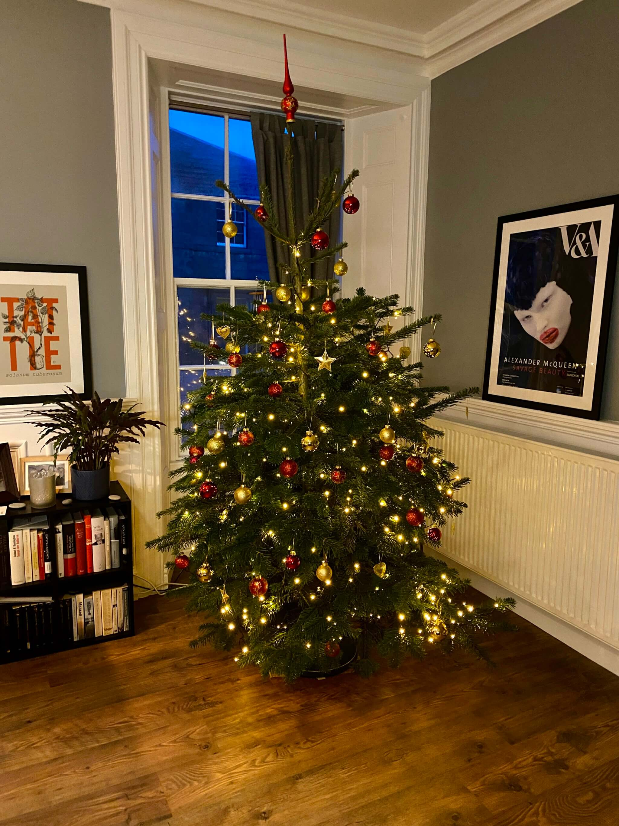 Weihnachtsbaum Tanja Stylerebelles