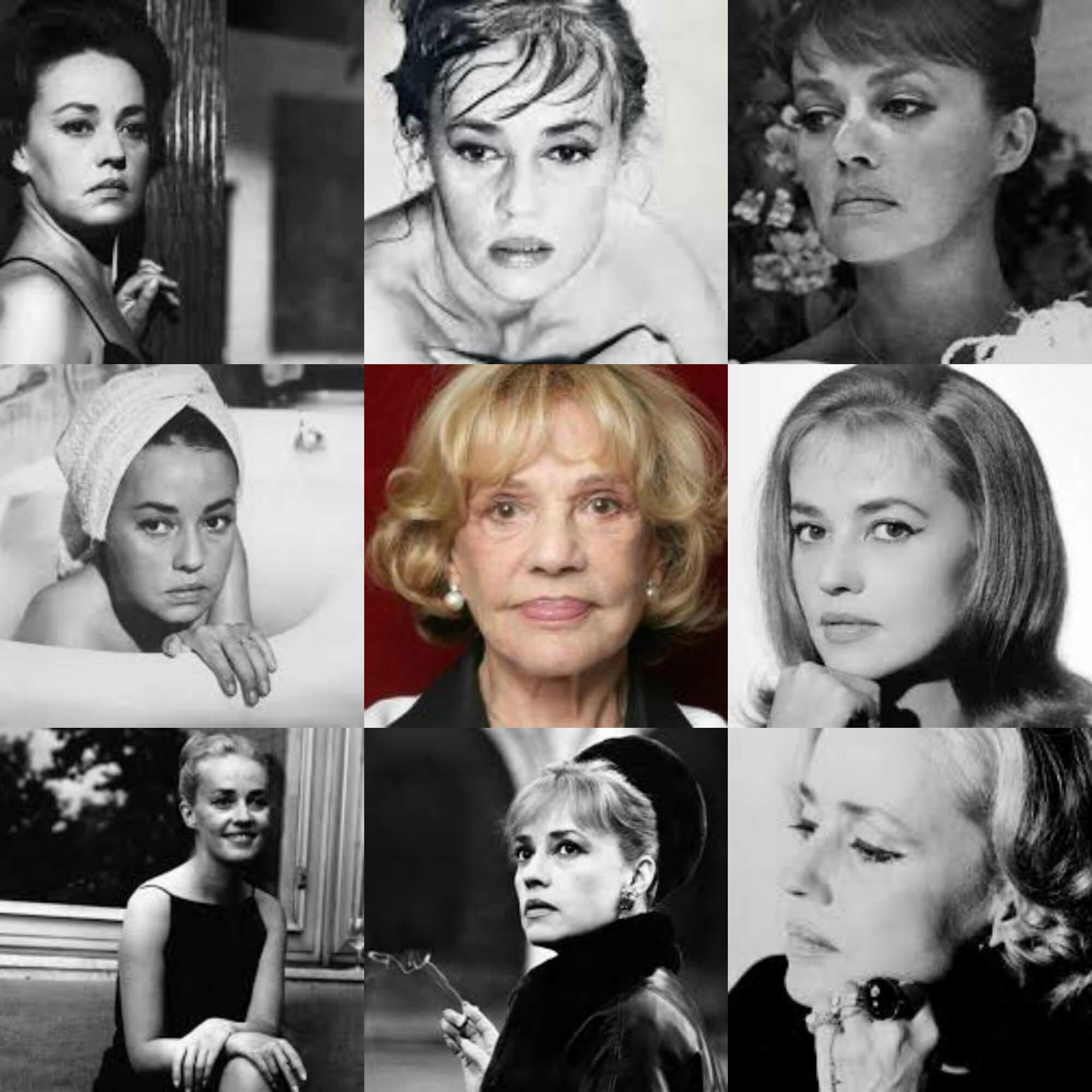 Lernen von den Besten: Jeanne Moreau