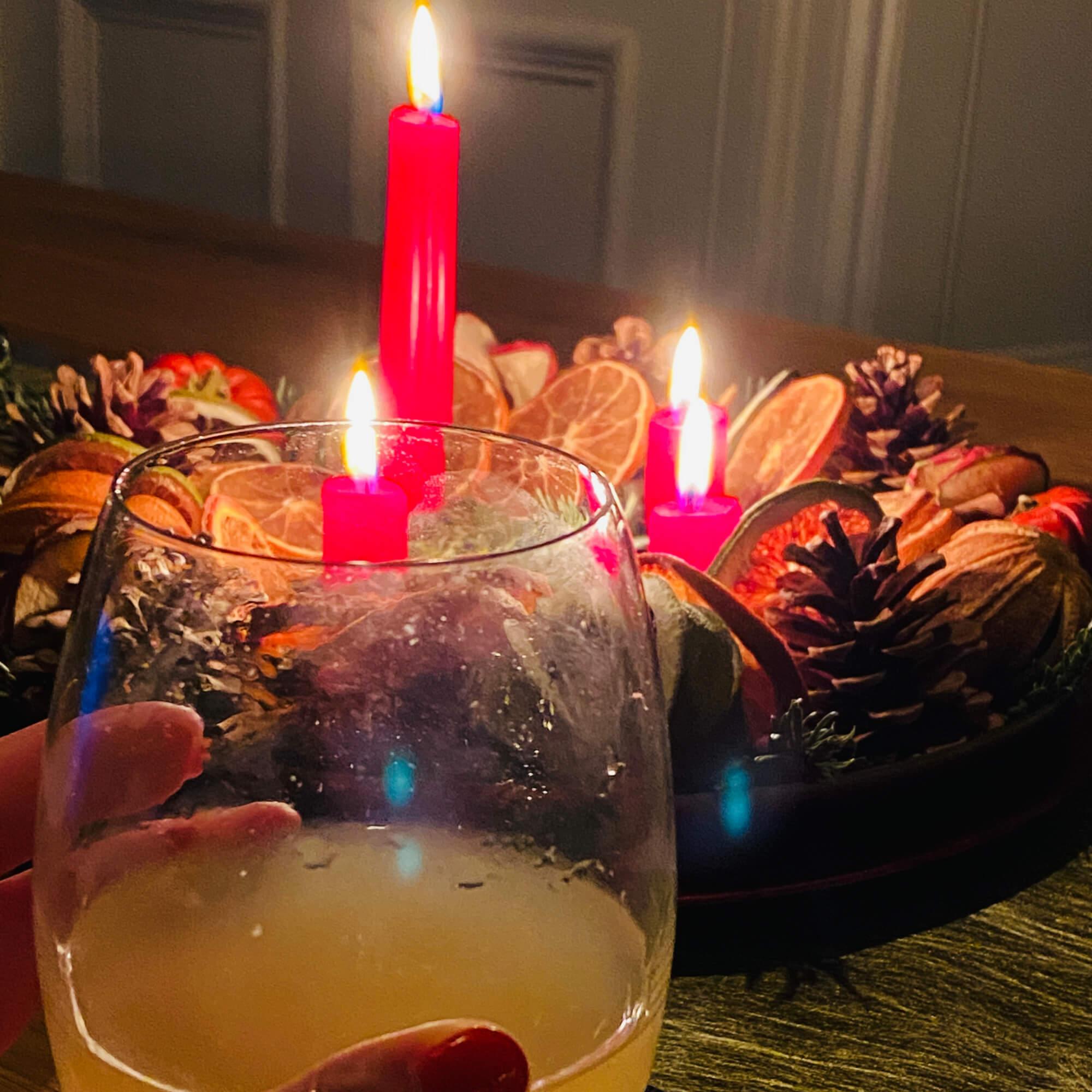 Zuhause Essen gehen Aurora Edinburgh Stylerebelles Tanja