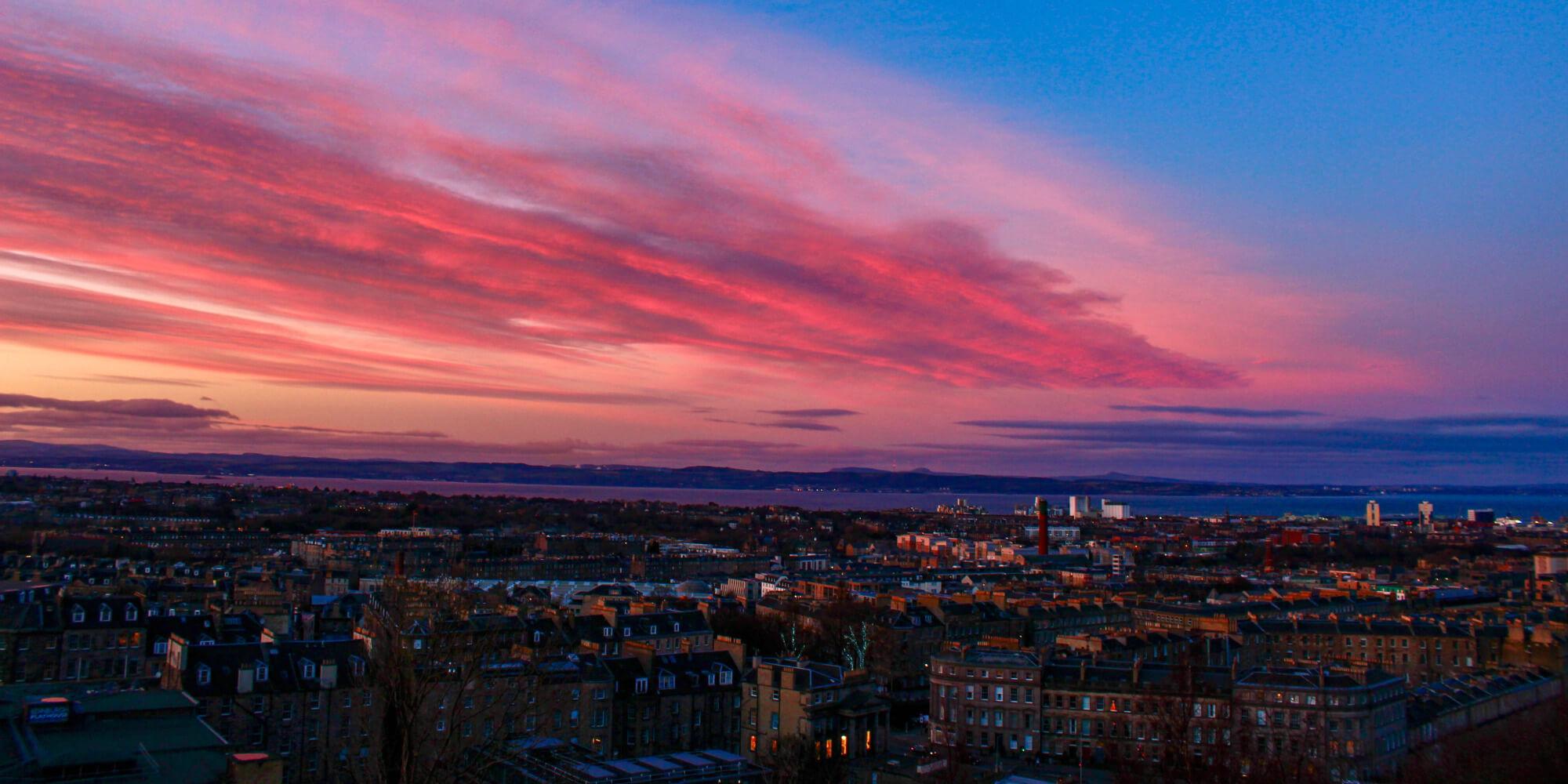 Edinburgh Leith Kamera Foto Stadtleben Schottland Stylerebelles reisen