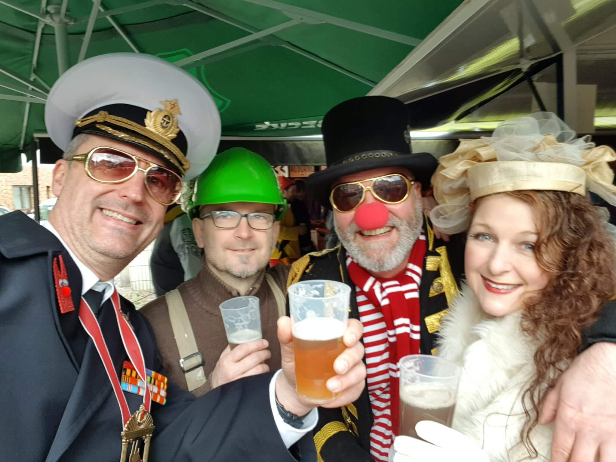 Karneval in Kölle #karnevalzohus