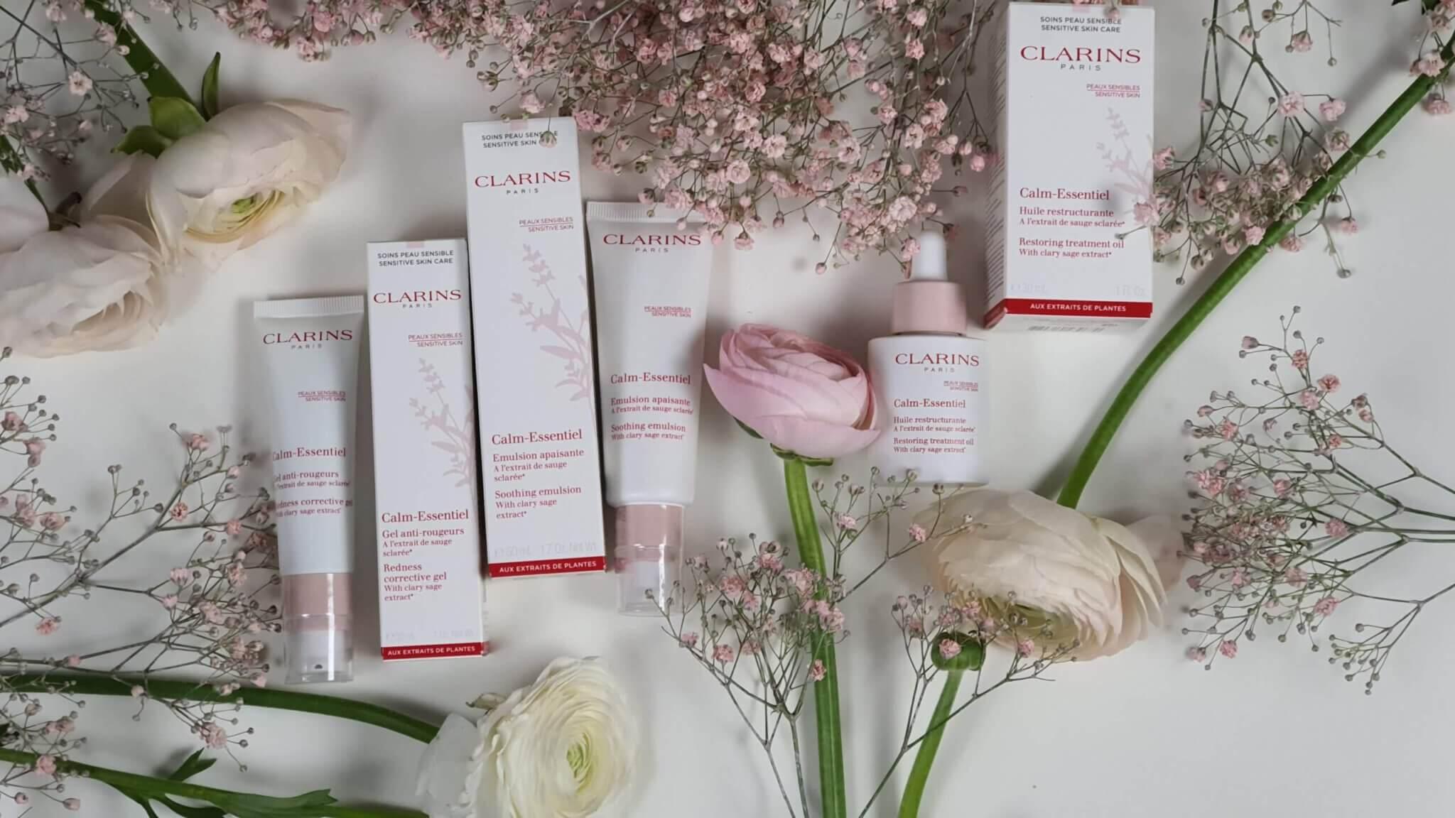 Clarins Calm Essentiel für sensible Haut - Erfahrungen
