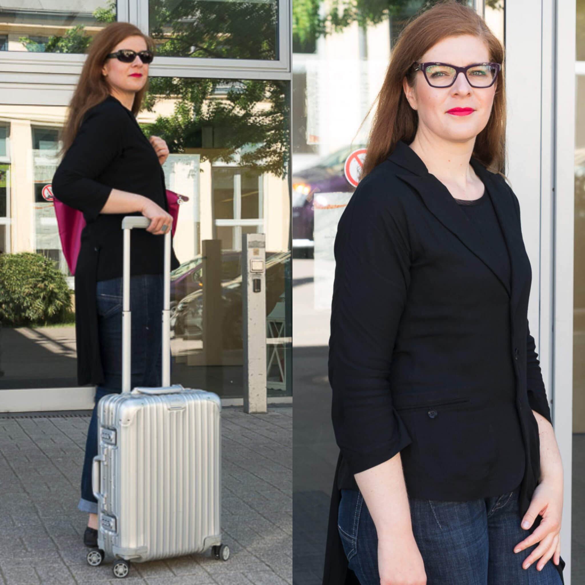 Zeit reisen Stylerebelles Ü40 blog