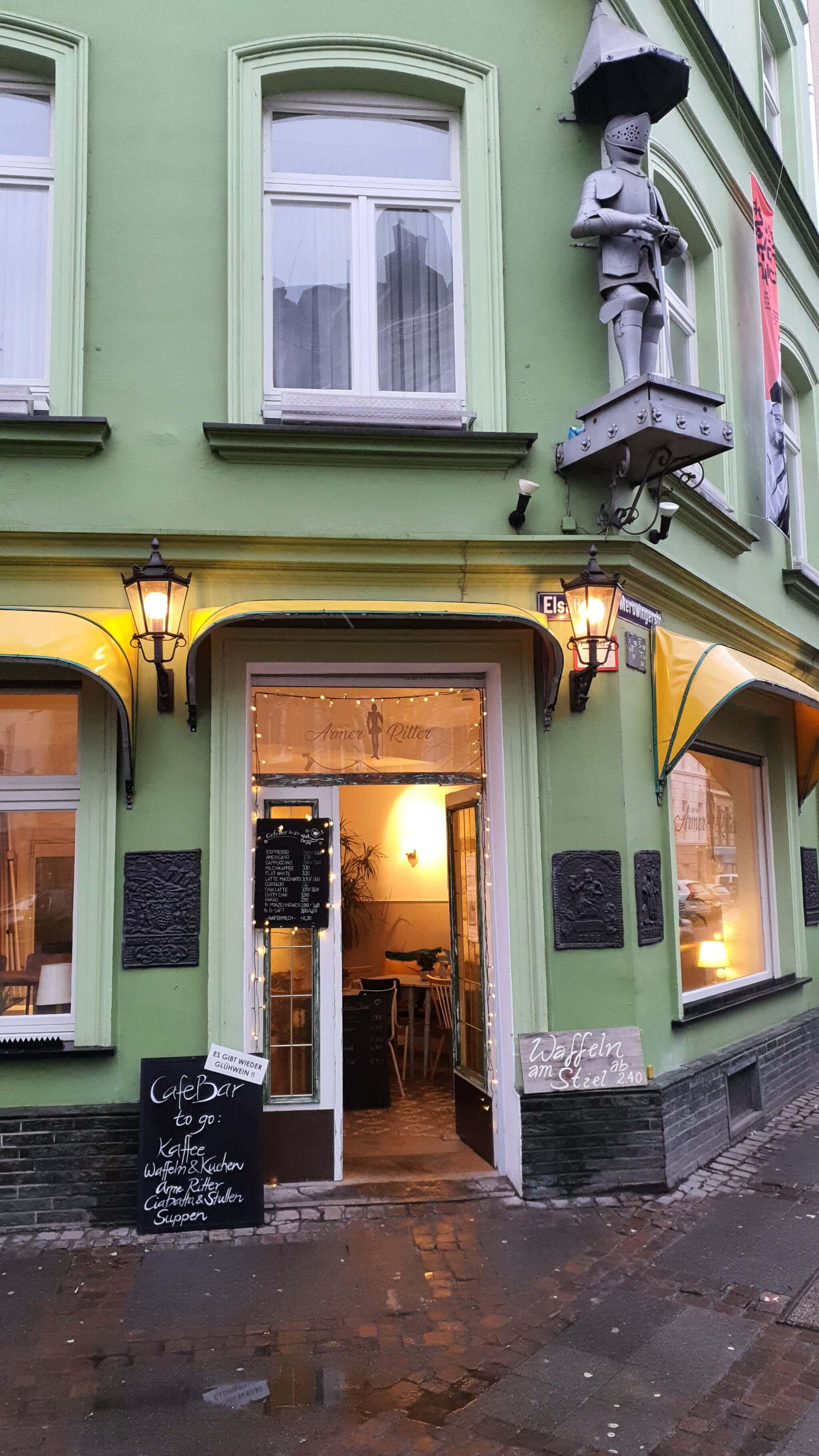 Armer Ritter Café Köln Südstadt