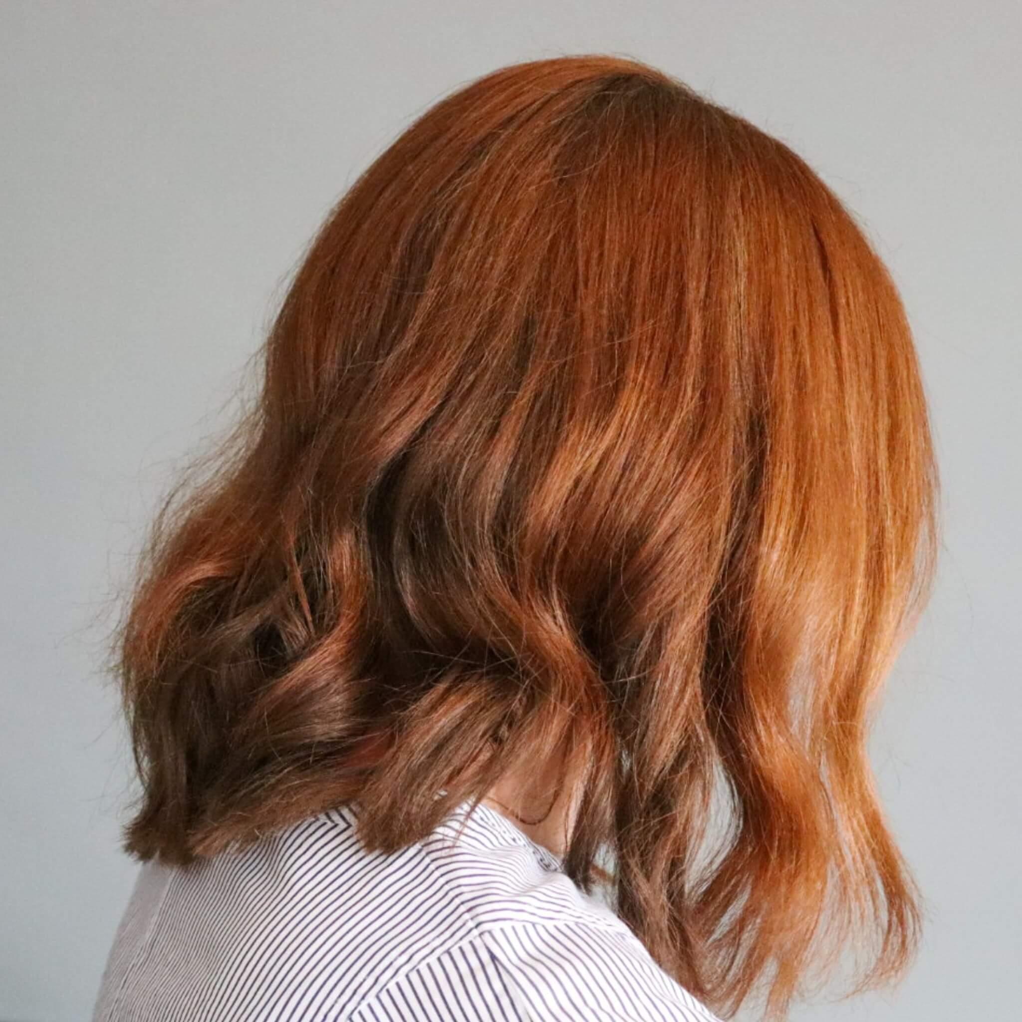 Haare Friseur Haarschnitt lob bob Wellen Stylerebelles