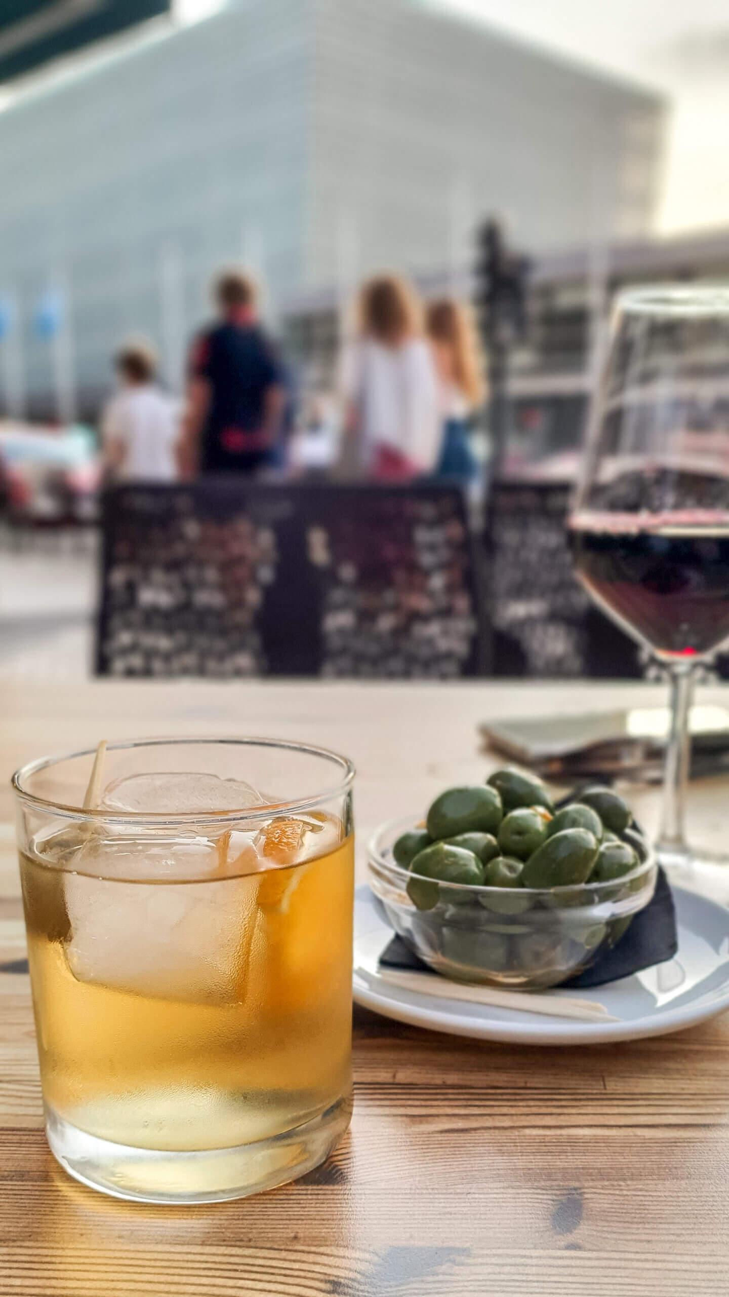 Trinken in San Sebastián - Mosto del uve