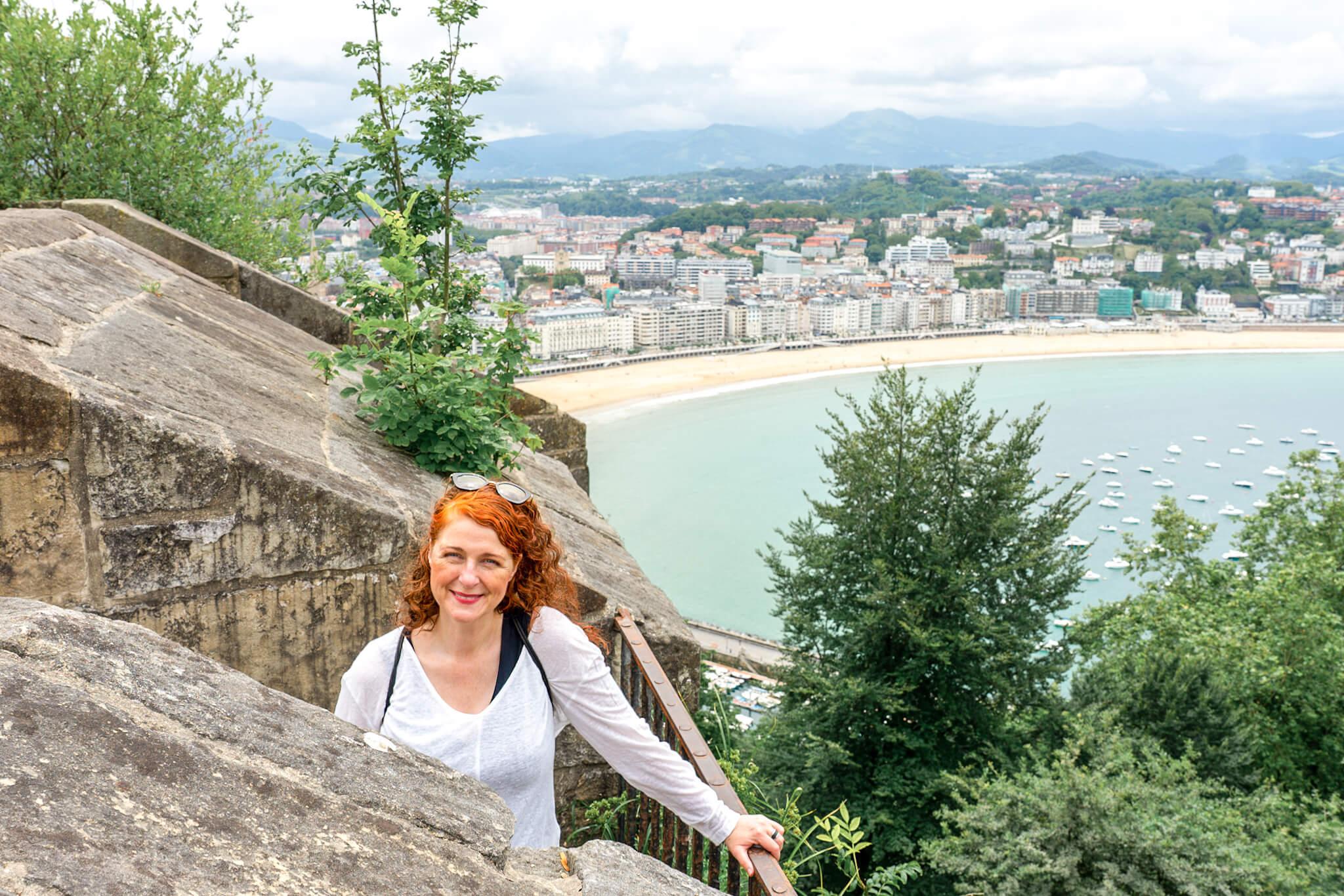 Highlights San Sebastián Monte Urgull