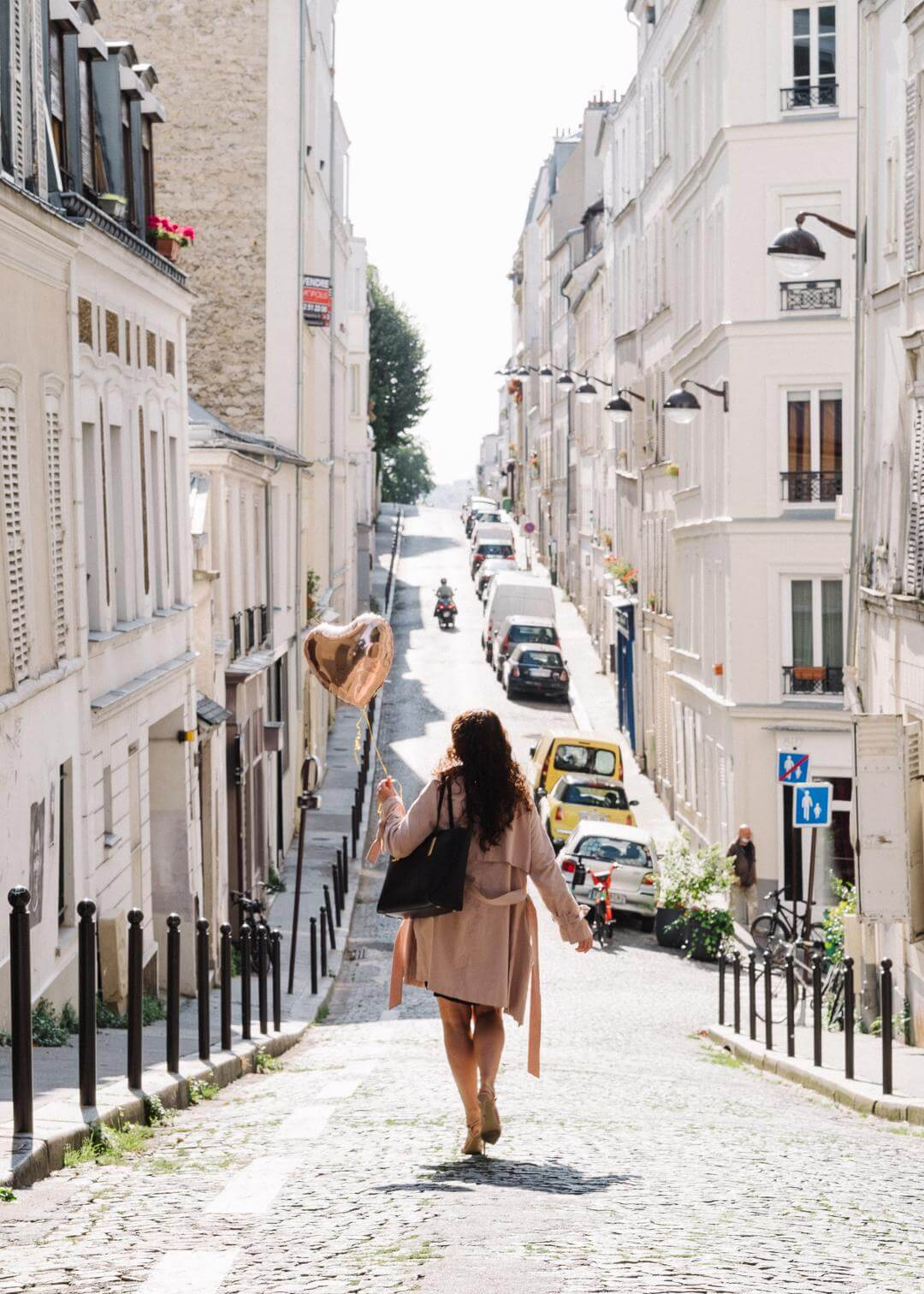 Schönste Fotolocations im Montmartre Paris street styleREBELLES