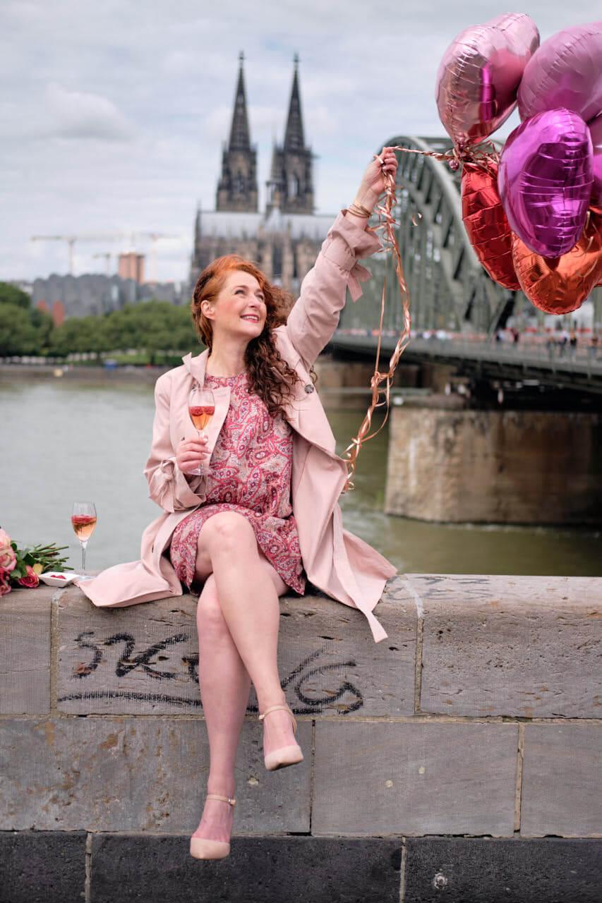 Kölner Hohenzollernbrücke - die besten Instagram Fotolocations in Köln rund um den Kölner Dom