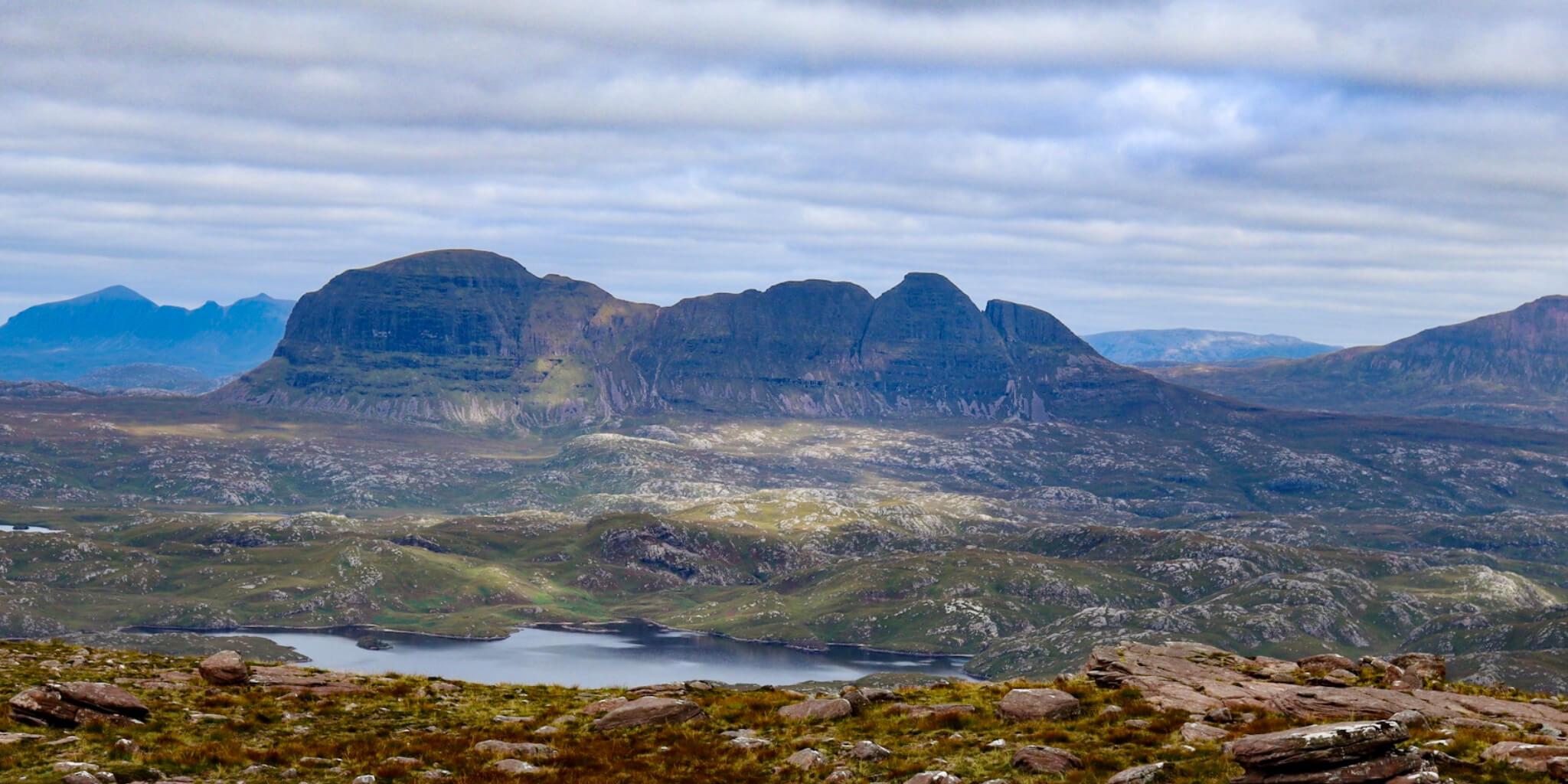Kylesku Lodges Highlands Schottland Urlaub Ruhe Sutherland Assynt