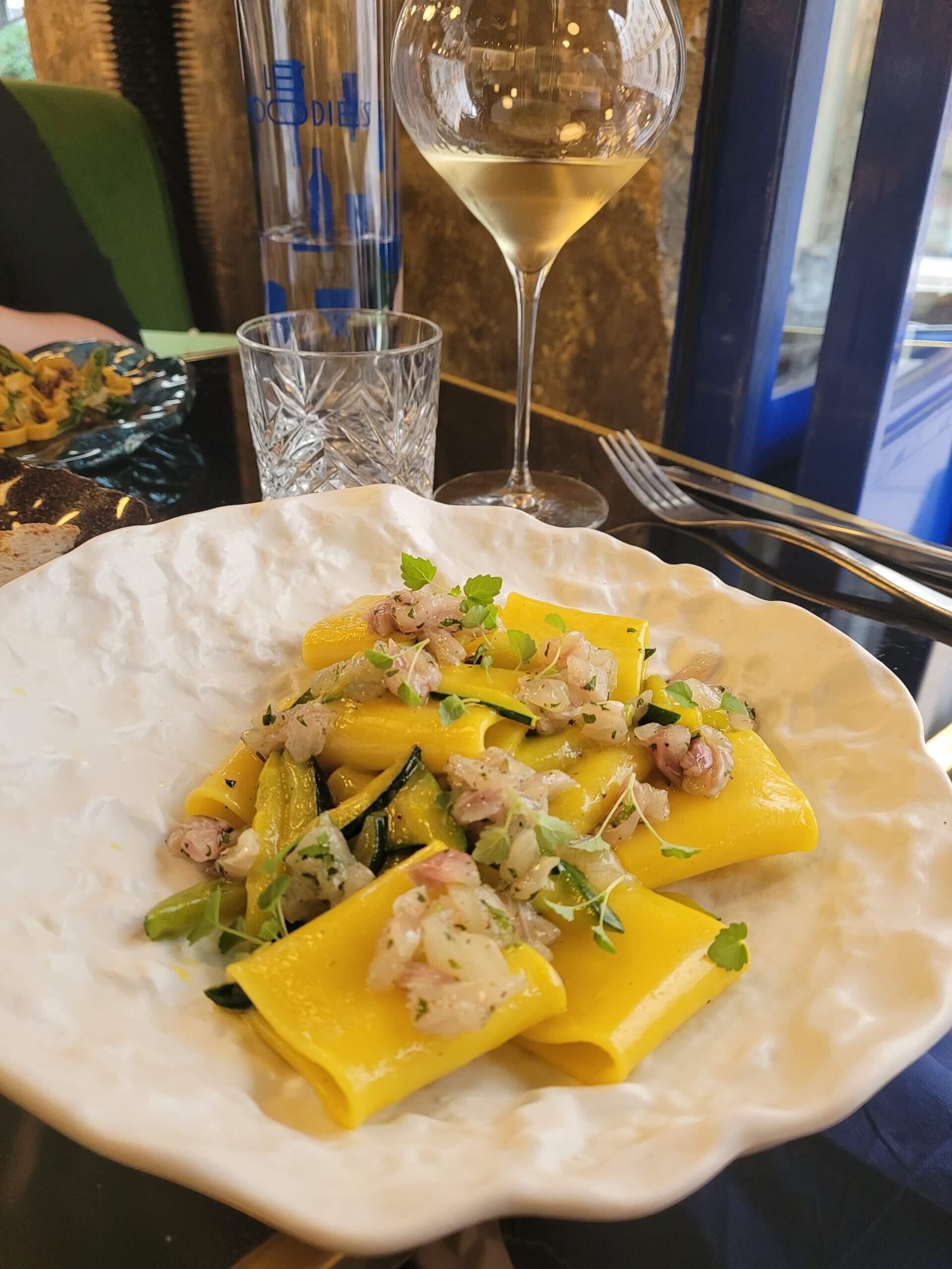 Les Foodies Paris Lunch Empfehlung